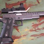 McLearn Custom 9mm Open Gun