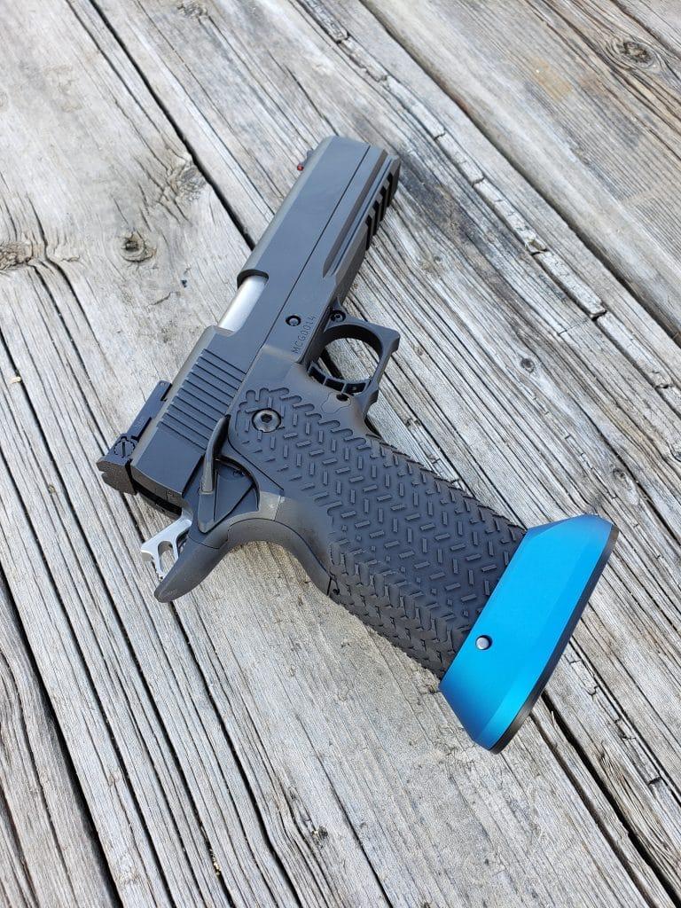 McLearn Custom Plan B 9mm  Govt. Model