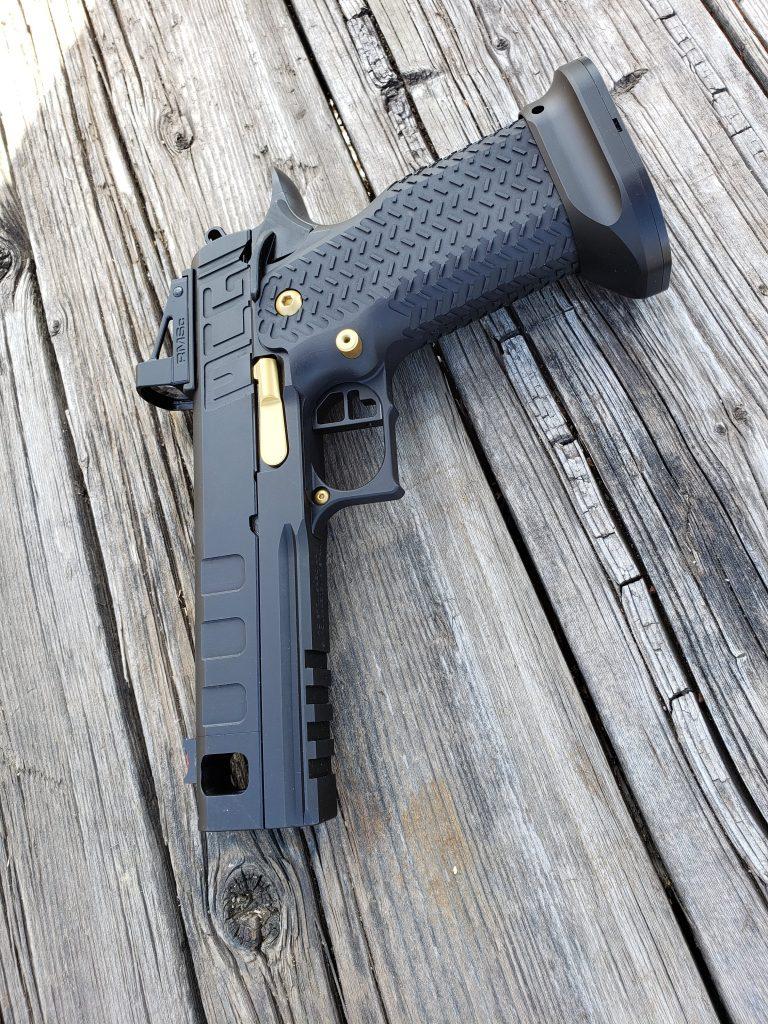 Carry Comp Gun w/ Shield RMSc
