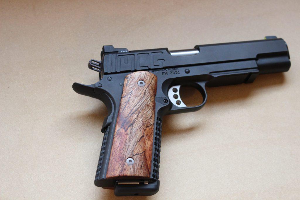 Single Stack Carry Gun