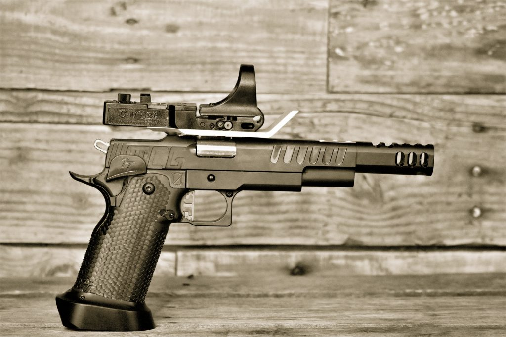 9mm Competition